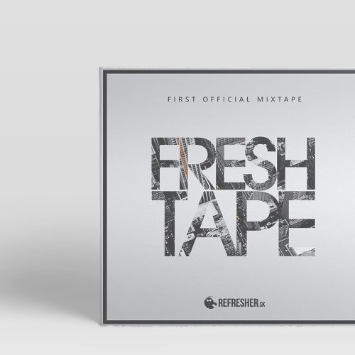 Vladimir Laurencik - Winning design for exclusive Freshtape CD by Refresher.sk
